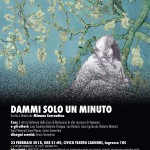 23 febbraio 2018 – DAMMI SOLO UN MINUTO, Vigevano