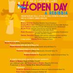 """18 maggio 2017 – """"#OPEN DAY A REBIBBIA"""", Roma"""