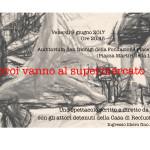 9 giugno 2017 – GLI EROI VANNO AL SUPERMERCATO, Vigevano
