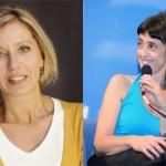 7 settembre 2017 –  Concita De Gregorio ed Esmeralda Calabria alla Casa di Reclusione Femminile di Giudecca, Venezia