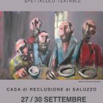 """27/30 settembre 2018 – """"FUORI DI TESTA"""" spettacolo teatrali di Voci Erranti, Saluzzo"""