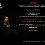 "17 gennaio 2019 – ""MEDEA"", Roma"