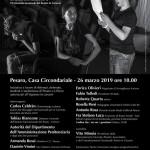 """Video di Maria Celeste Taliani sulla Cerimonia ufficiale internazionale 57a Giornata mondiale del Teatro – Carcere di Pesaro, Villa Fastiggi"""""""