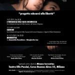 Teatro Elfo Puccini – Milano – Progetto Educarsi alla Libertà
