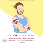 Potenza – TEATRO OLTRE I LIMITI – CASA CIRCONDARIALE DI POTENZA – 14 GIUGNO 2019