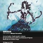 Milano – 26 giugno 2019 – QUESALID scritto e diretto da Mimmo Sorrentino